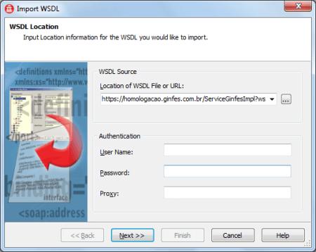Ferramenta WSDL Importer do Delphi