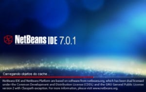 Splash Screen - NetBeans 7