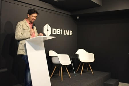 Espaço DB1 Talk da DB1 Global Software