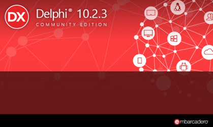 Delphi Community Edition Splash Screen